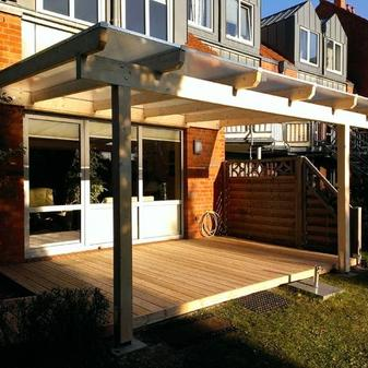 Terrassenüberdachungen & Carports
